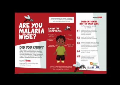 TLC Malaria Awareness