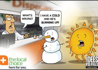 Cold Flu TLC Rox