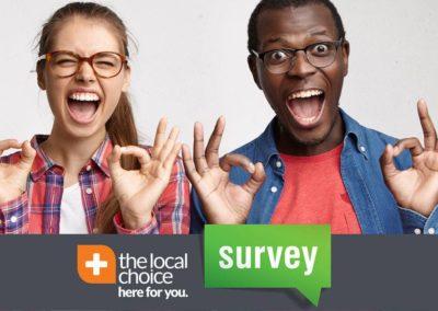 Survey TLC Rox
